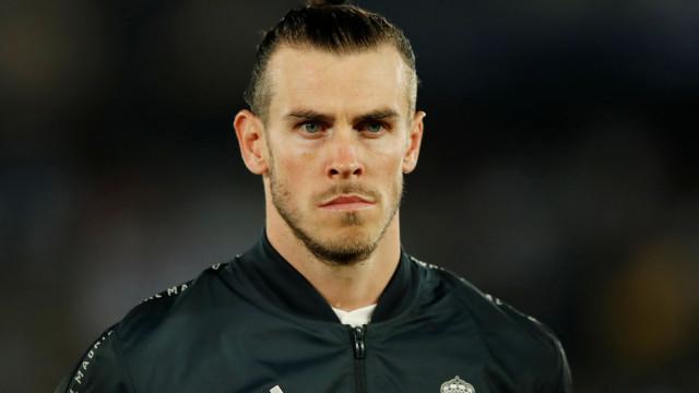 Bale vai ser multado pelo Real Madrid
