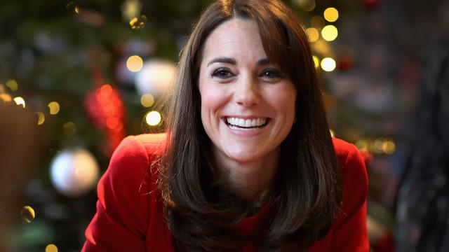 Kate Middleton está de parabéns! Eis a mensagem do palácio
