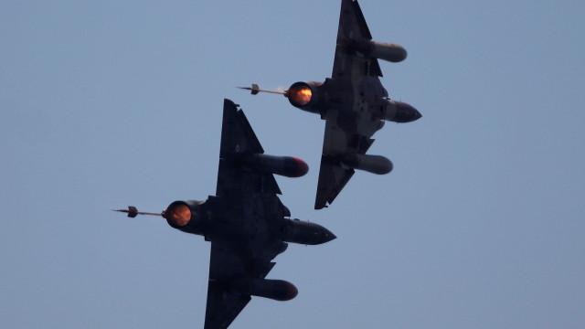 Aeronave desaparece dos radares em França