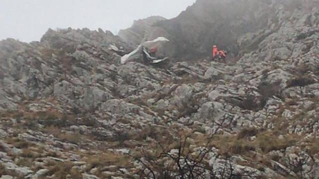 Avioneta que descolou de Tires caiu no País Basco. Pelo menos um morto