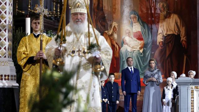 Líder de Igreja Ortodoxa diz que internet vai fazer nascer o anticristo