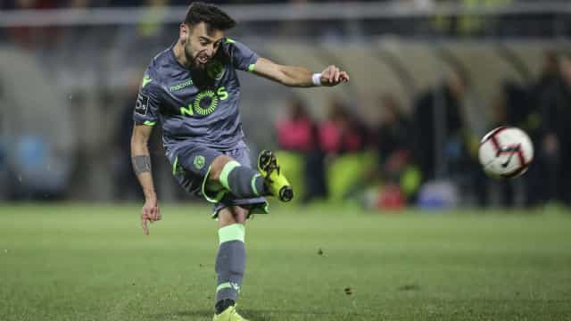 Everton: Bruno Fernandes tem proposta, mas está pouco inclinado a aceitar