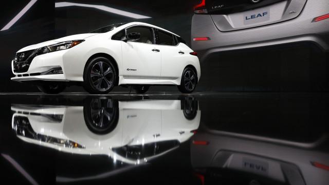 Nissan revelou um novo Leaf com mais autonomia e... mais potência