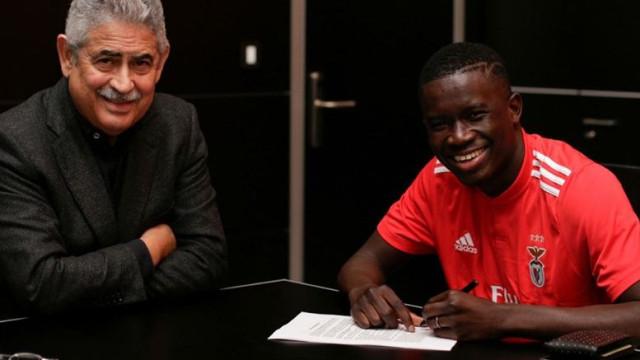 Benfica oferece contrato profissional a jovem 'pérola' do Seixal