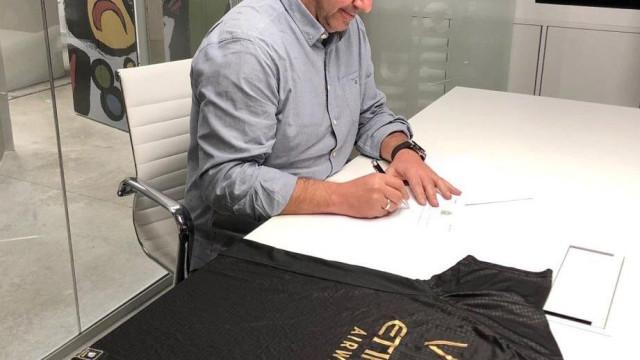 OFICIAL: Rui Vitória é treinador do Al-Nassr