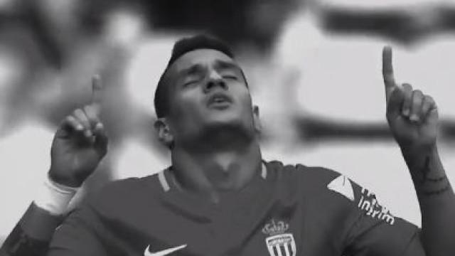 O vídeo emotivo que Rony Lopes dedicou aos fãs após a lesão