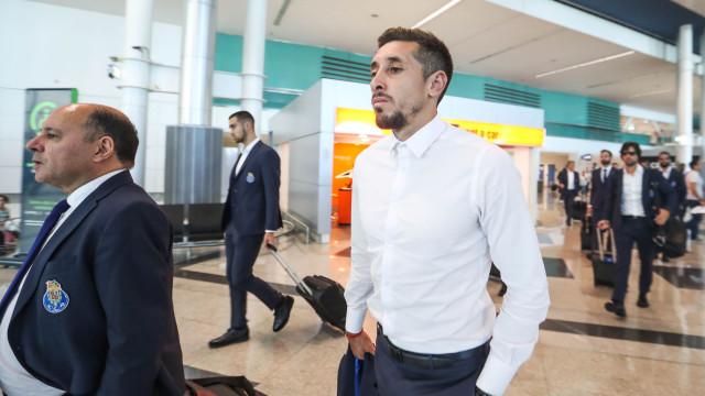 """AS Roma fala sobre Herrera: """"É impossível"""""""