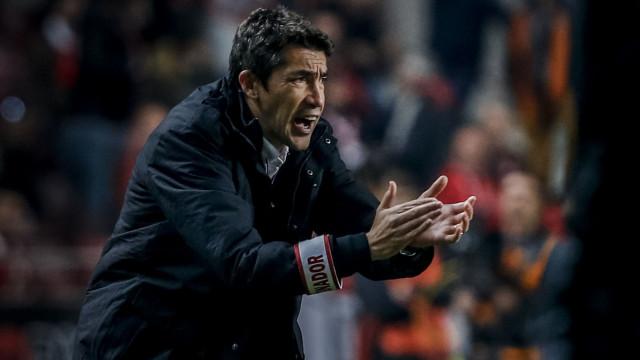 Siga a antevisão de Bruno Lage para o duelo frente ao FC Porto
