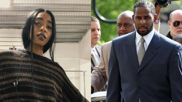 """Filha de R. Kelly diz que o pai é um """"monstro"""" após escândalo sexual"""