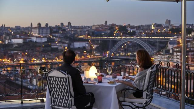The Yeatman: Celebrar o amor com o luxo que ele merece