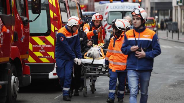 Explosão em Paris faz três mortos e número de feridos sobe para 47