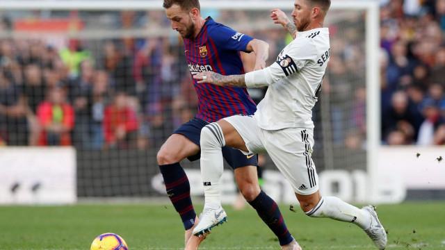 Sorteio dita Real Madrid-Barcelona nas 'meias' da Taça do Rei