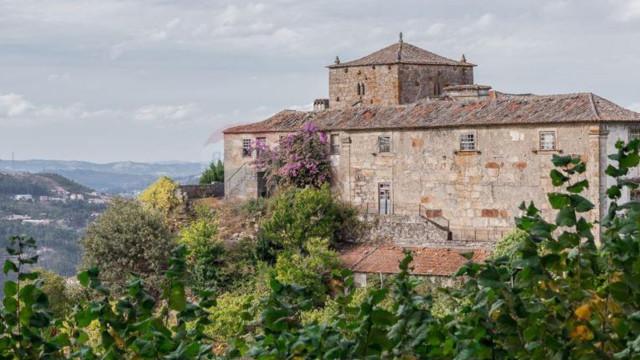 Propriedade da 'Ilustre Casa de Ramires' está à venda por 990 mil euros