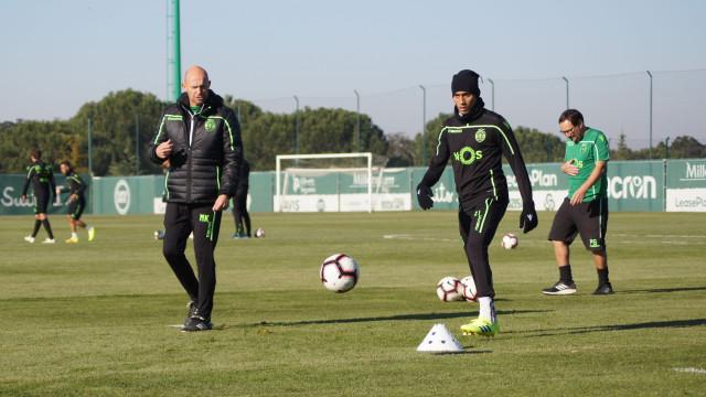Sporting prepara Feirense com três baixas