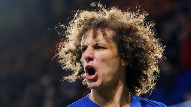 Atenção Benfica: David Luiz e Chelsea não chegam a acordo para renovar