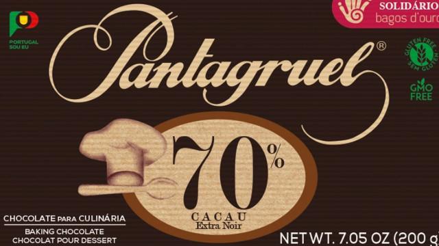 Imperial lança edição solidária da tablete Pantagruel 70% cacau