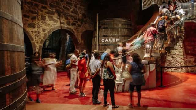 """Vinho do Porto Cálem celebra 160 anos com """"as caves mais visitadas"""""""