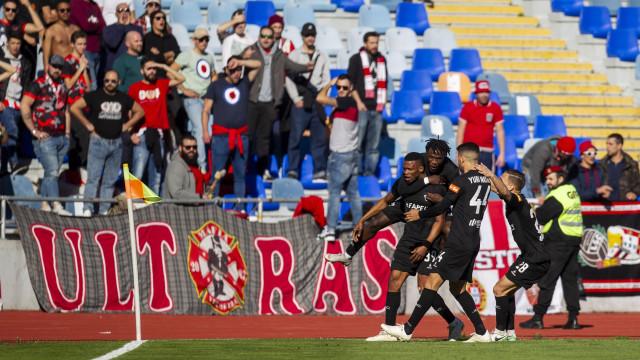 II Liga: Siga em direto os resultados e marcadores da 18.ª jornada