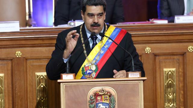 """Maduro promete """"mão de ferro"""" contra funcionários traidores e corruptos"""