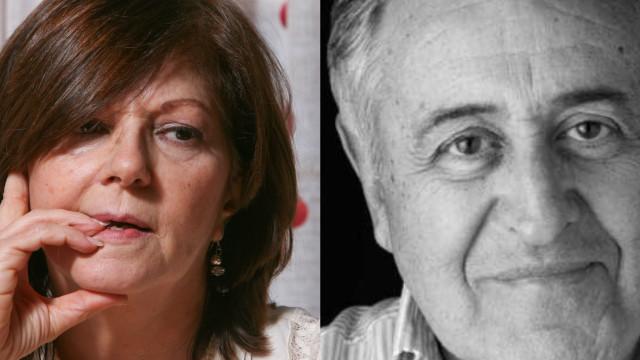 """Rosa do Canto sobre relação com Nicolau Breyner: """"Não enganámos ninguém"""""""