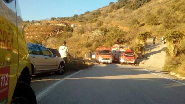 Em Málaga, pai de Yulen pede que não duvidem que o menino caiu ao poço