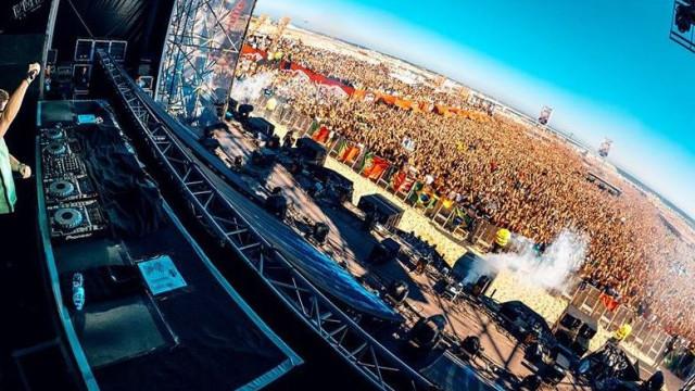 Pop e hip hop juntam-se à eletrónica em festival na Figueira da Foz