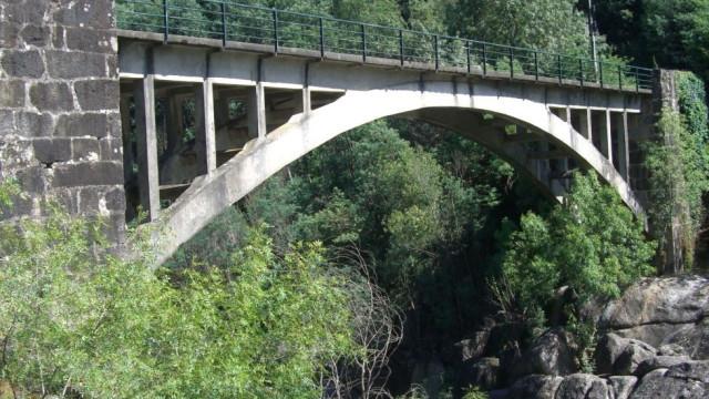 Ponte entre Amares e Vieira do Minho fechada ao trânsito por segurança
