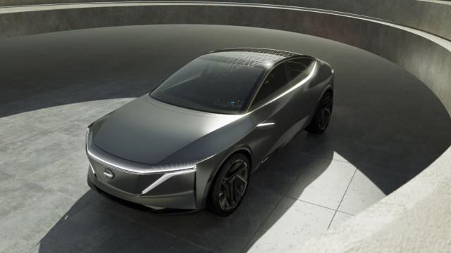 Novo rival da Tesla? Nissan desvenda 'concept' de carro elétrico de luxo