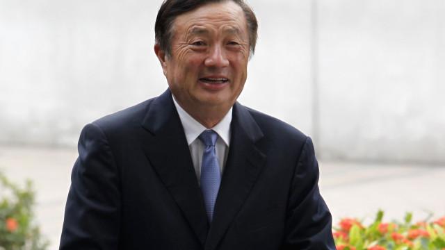 Fundador da Huawei quebra silêncio para negar suspeitas de espionagem