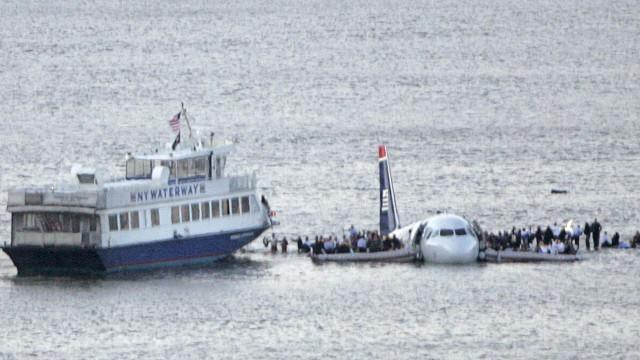Milagre do Rio Hudson: Amaragem que salvou 155 pessoas faz dez anos