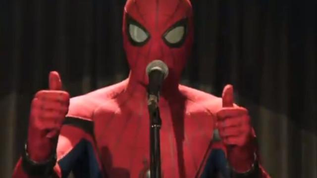 Homem-Aranha vai enfrentar os elementos e talvez Mysterio