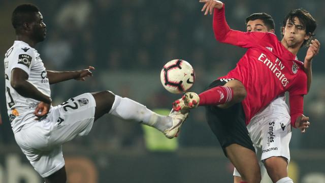 Sporting não foi 'fogo de vista'. João Félix voltou a 'matar' no Berço