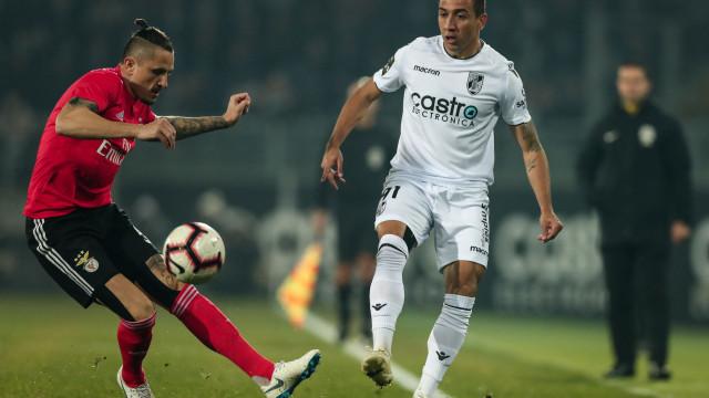 Fejsa está cada vez mais longe do clássico com o FC Porto
