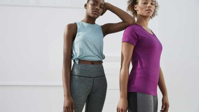 Estilo chique e confortável. Primark apresenta nova coleção Workout