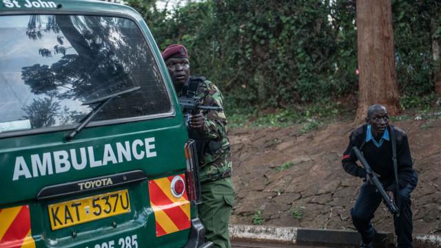 Sobrevivente do 11 de Setembro foi morto no ataque terrorista no Quénia