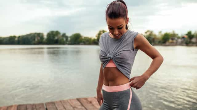 Para queimar gordura abdominal sem treinar, basta consumir esta proteína