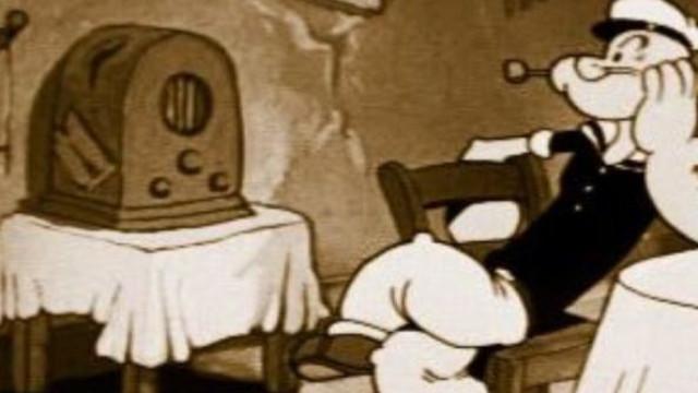 Ergam-se as latas de espinafres para o 'brinde', Popeye faz 90 anos