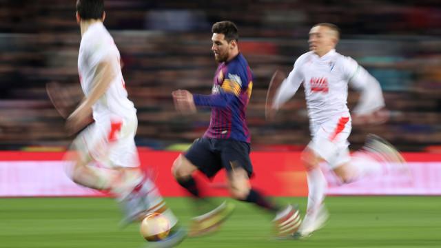 La Liga: Siga em direto os resultados e marcadores da 20.ª jornada