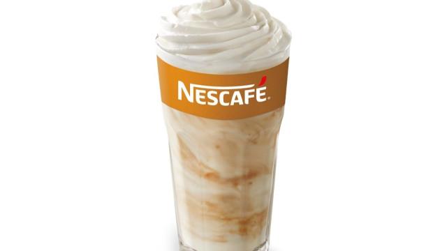 Burger King lança novo caramel coffee shake. Já experimentou?