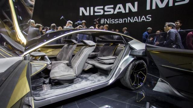 Nissan revelou o IMS: O concept que traz a nova configuração 2+1+2