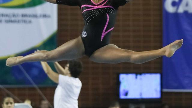 Jovem revelação da ginástica artística brasileira morre aos 17 anos