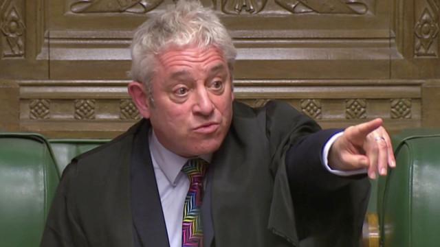 O 'herói' inadvertido do Brexit tem gravatas berrantes e palavra de ordem