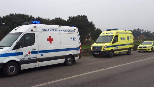 Homem de 74 morre atropelado em Vila do Conde