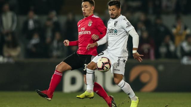[0-0] V. Guimarães-Benfica: Luís Castro lança Welthon
