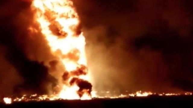 Pelo menos 20 mortos e 54 feridos em incêndio de oleoduto no México