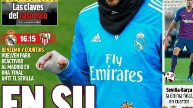 Lá Fora: Ancelotti, o reforço de luxo do Milan e a mão de Benzema