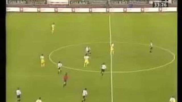 Goal recupera primeiro tento de Ronaldo. Ainda se lembra?