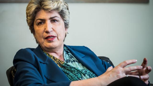 Maria João Rodrigues aguarda com tranquilidade processo de assédio moral