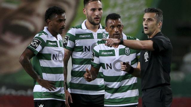 Sporting perde Gudelj para o encontro com o V. Setúbal