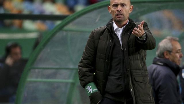 Moreirense trocou as voltas a Keizer, mas desfecho foi o desejado